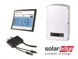 fotovoltaico sardegna ottimizzatori accumulo solaredge